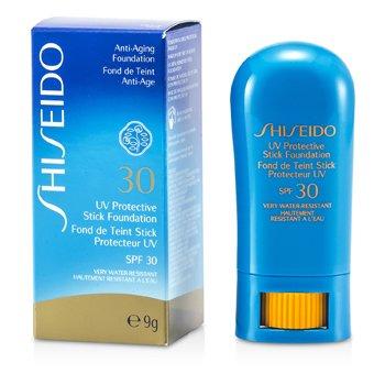 Shiseido Base em Bastão UV Protective SPF30 - # Ochre  9g/0.3oz