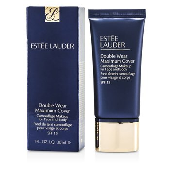 Estee Lauder Double Wear Maquillaje Camuflaje Cobertura Máxima (Rostro y Cuerpo) SPF15 - #12 Rattan (2W2)  30ml/1oz