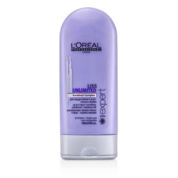 L'Oreal Professionnel Expert Serie - Liss Unlimited Düzleştirici Saç Kremi - Durulayın (Asi Saçlar İçin)  150ml/5oz