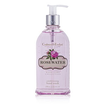 Crabtree & Evelyn Rosewater Conditioning Hand Wash  250ml/8.5oz