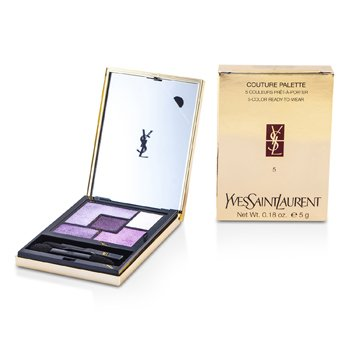 Yves Saint Laurent Couture Palette (5 Color Ready To Wear) #05 Surrealiste  5g/0.18oz