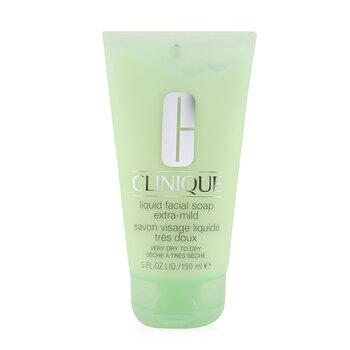 Clinique Jabón Facial Líquido Extra Suave en Tubo (Piel Muy Seca a Seca)  150ml/5oz