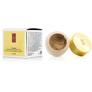 Elizabeth Arden Ceramide Lift & Firm Makeup SPF 15 - # 07 Cameo  30ml/1oz