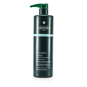 Rene Furterer Astera High Tolerance Sensitive Shampoo - For Sensitive Scalp (Salon Product)  600ml/20.29oz