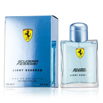 Ferrari Woda toaletowa Ferrari Scuderia Light Essence Eau De Toilette Spray  125ml/4.2oz