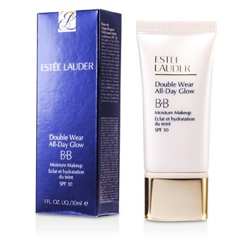 Estee Lauder Double Wear All Day Glow Maquillaje BB Hidratante SPF 30 - # Intensity 1.0  30ml/1oz