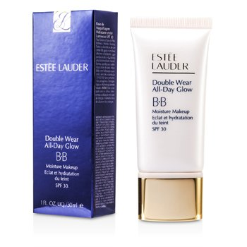 Estee Lauder Double Wear All Day Glow Maquillaje BB Hidratante SPF 30 - # Intensity 4.0  30ml/1oz