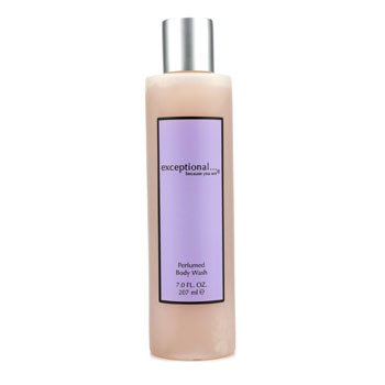Exceptional Parfums Exceptional Beause You Are Парфумований Гель для Душу  207ml/7oz