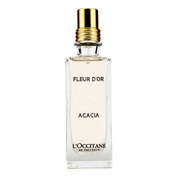 L'Occitane Fleur D'Or & Acacia Eau De Toilette Spray  75ml/2.5oz