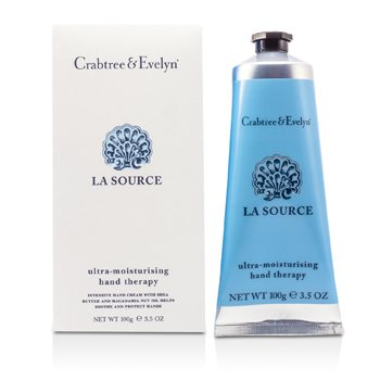 Crabtree & Evelyn La Source Ultra-Moisturising Hand Therapy  100g/3.5oz