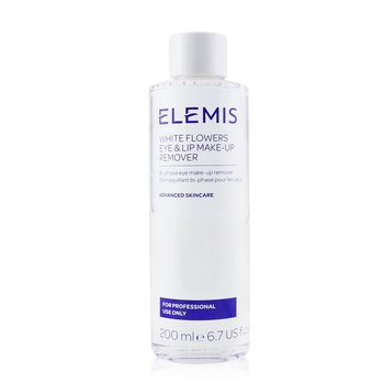 Elemis White Flowers Eye & Lip Make-Up Remover (Salon Size)  200ml/8.3oz