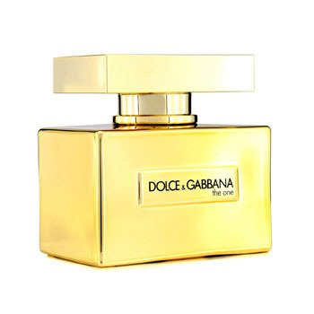 Dolce & Gabbana The One Gold Eau De Parfum Spray (Limited Edition)  50ml/1.6oz