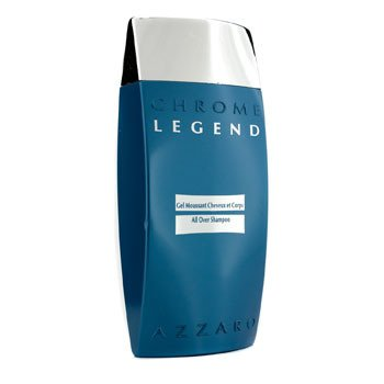 Loris Azzaro Chrome Legend All Over Shampooing (Unboxed)  200ml/6.8oz