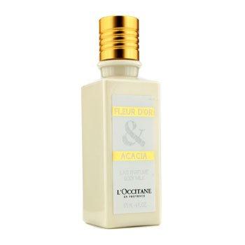 L'Occitane Fleur D'Or & Acacia Body Milk  175ml/6oz