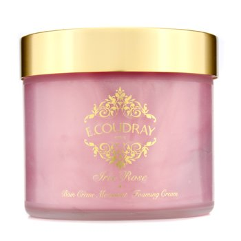E Coudray Iris Rose Bath and Shower Foaming Cream (New Packaging)  250ml/8.4oz