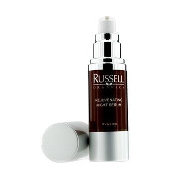 Russell Organics Suero de Noche Rejuvenecedor  30ml/1oz