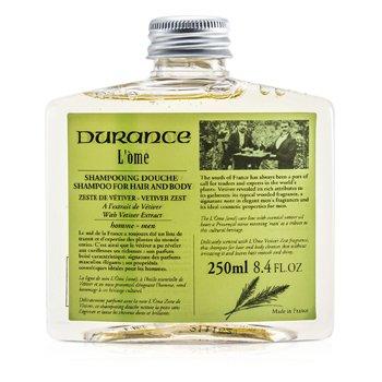 Durance Żel pod prysznic do ciała i włosów L'Ome Shampoo For Hair & Body  250ml/8.4oz