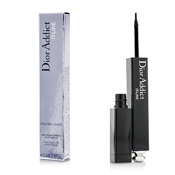 Christian Dior Delineador Dior Addict It Line - # Black