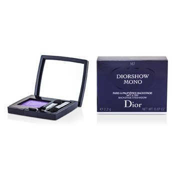 Christian Dior Diorshow Mono Wet & Dry Backstage Eyeshadow - # 167 Purple  2.2g/0.07oz