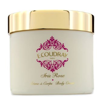 E Coudray Iris Rose Perfumed Body Cream - Krim Tubuh (Kemasan Baru)  250ml/8.4oz