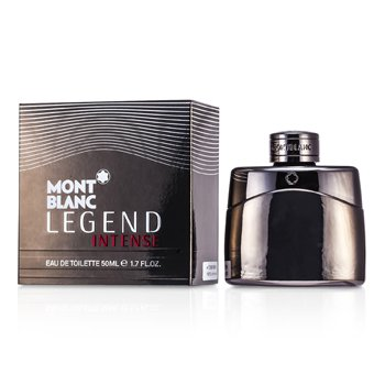 Mont Blanc Legend Intense Eau De Toilette Spray  50ml/1.7oz