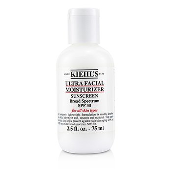 Kiehl's Ultra Facial Hidratante SPF 30  75ml/2.5oz