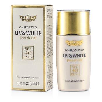 Dr. Ci:Labo UV & White Întindere Îmbogățită SPF 40 PA+++  35ml/1.19oz