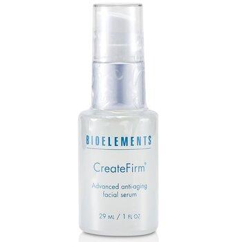 Bioelements CreateFirm - Advanced Anti-Aging Facial Serum (erittäin kuivalle, kuivalle, sekaiholle, rasvaiselle ihotyypille salonkituote)  29ml/1oz
