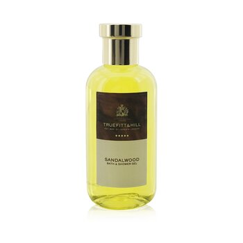 Truefitt & Hill Sabonete Liquido Sandalwood  200ml/6.7oz