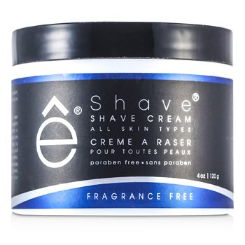 EShave Shave Cream - Fragrance Free  120g/4oz