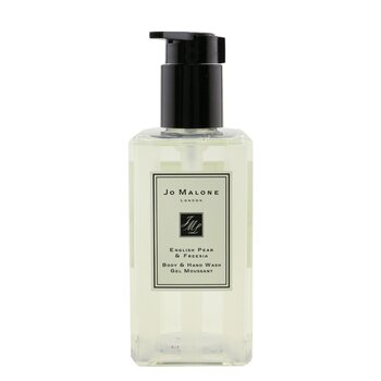 Jo Malone English Pear & Freesia Body & Hand Wash (With Pump)  250ml/8.5oz