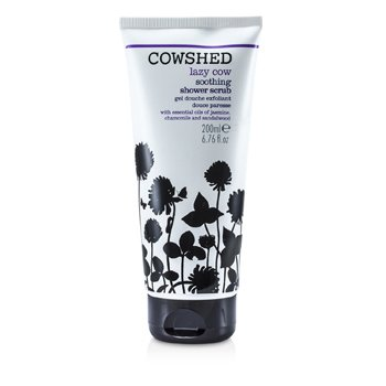 Cowshed Lazy Cow Soothing Shower Scrub  200ml/6.76oz