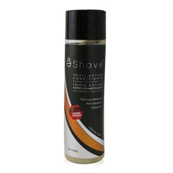 EShave Triple Action Conditioner - Orange Mint  226g/8oz