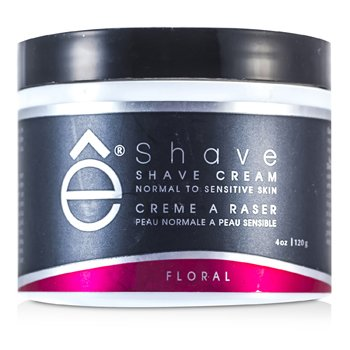 EShave Shave Cream - Floral  120g/4oz