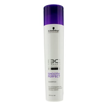 Schwarzkopf BC Smooth Perfect Shampoo (For Unmanageable Hair)  250ml/8.4oz