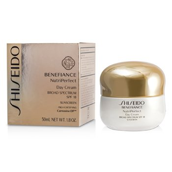 Shiseido Benefiance NutriPerfect Crema de D�a SPF18  50ml/1.8oz