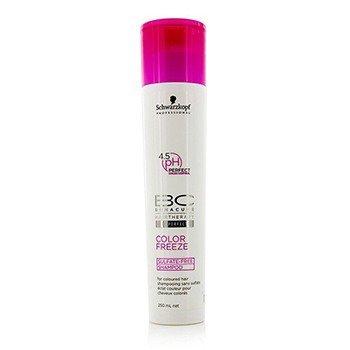 Schwarzkopf Shampoo BC Color Freeze Sulfate-Free - Cabelos Tingidos (Nova Embalagem)  250ml/8.4oz