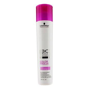 Schwarzkopf شامپو BC Color Freeze (برای موهای رنگ شده)  250ml/8.4oz