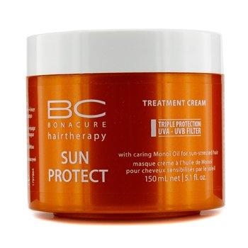 Schwarzkopf BC Sun Protect Crema Tratamiento (Para Cabello Estresado Por el Sol)  150ml/5.1oz