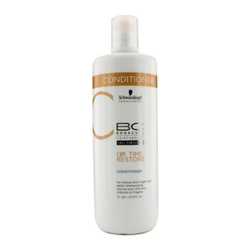 Schwarzkopf ک���ی��� BC Time Restore Q10 Plus - ���ی ����ی ��� � �ک���� (���� ���ی ��ی�)  1000ml/33.8oz
