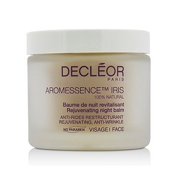 Decleor Aroma Night Iris Rejuvenating Night Balm (Salongstørrelse)  100ml/3.3oz