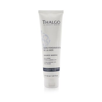 Thalgo Source Marine Hydra-Marine 24H Gel-Cream (Salon Size)  150ml/5.07oz