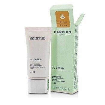 Darphin Crema CC SPF 35 - #02 Medium (Caja Ligeramente Dañada)  30ml/1oz