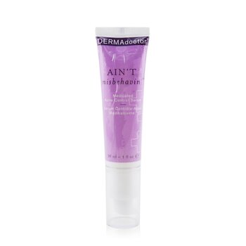 DERMAdoctor Ain't Misbehavin' Medicated Acne Control Serum  30ml/1oz