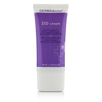 DERMAdoctor DD Cream (Dermatologically Defining BB Cream SPF 30)  40ml/1.3oz