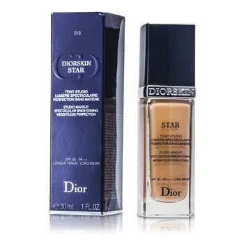Christian Dior Diorskin Star Studio Makeup SPF30 - # 10 Ivory  30ml/1oz