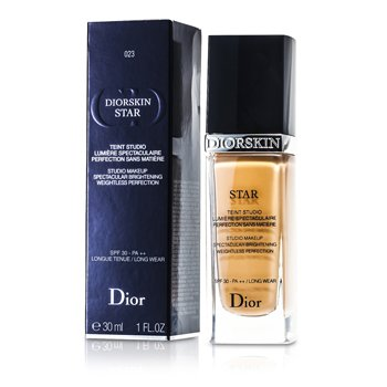 Christian Dior Base Diorskin Star Studio Makeup SPF30 - # 23 Peach  30ml/1oz