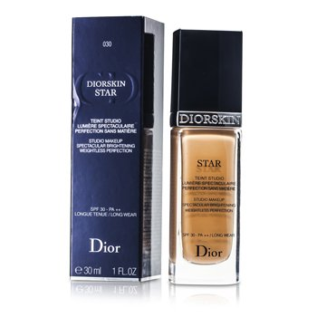 Christian Dior Diorskin Star Studio Makeup SPF30 - # 30 Medium Beige  30ml/1oz
