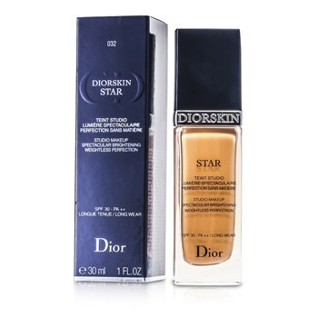 Christian Dior Base Diorskin Star Studio Makeup SPF30 - # 32 Rose Beige  30ml/1oz