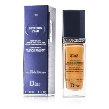 Christian Dior Base Diorskin Star Studio Makeup SPF30 - # 33 Apricot Beige  30ml/1oz